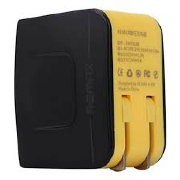 cu-sac-remax-2-ports-usb-charger-34-a-charger-rmt6188-us
