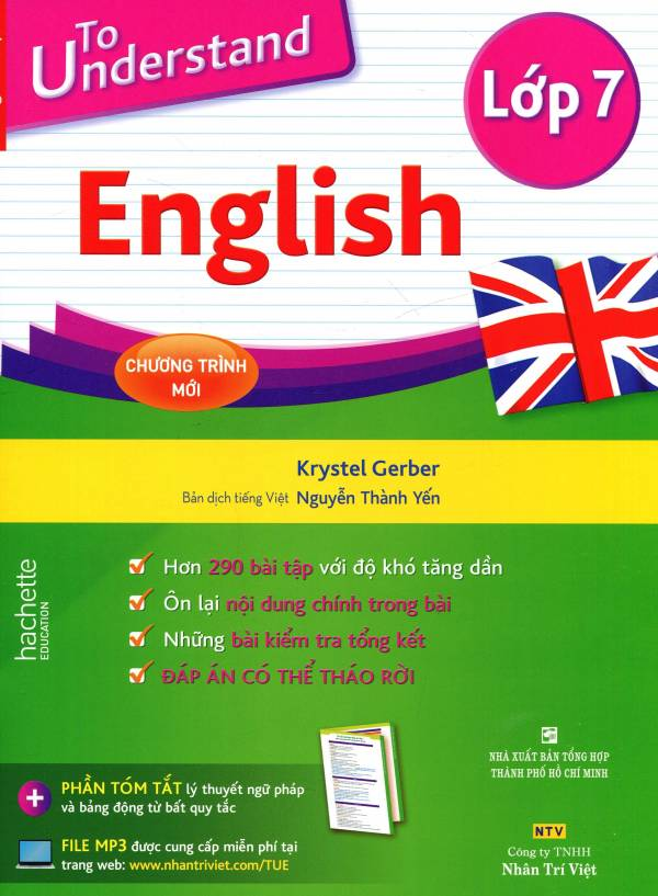 to-understand-english-lop-7-kem-1-cd