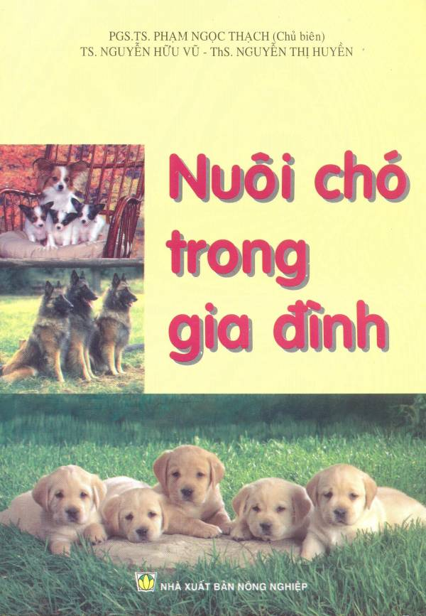 nuoi-cho-trong-gia-dinh